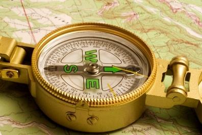Лесна навигация